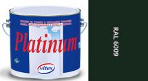 Vitex Platinum satén RAL 6009 0,75L